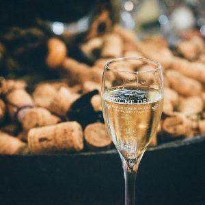 flûte Champagne Joseph Desruets