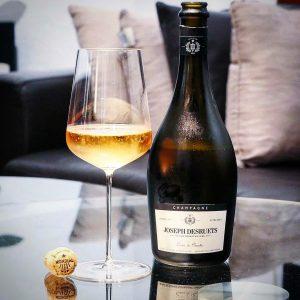 Champagne Joseph Desruets Cœur de pinots
